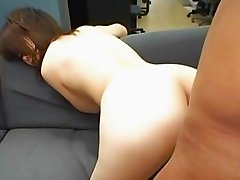hardcore asian anal coitus