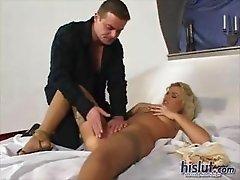 Pamela loves anal sex