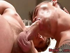 Married straight dude gets his fine anus part2