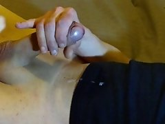 Closeup Of My Cock Cumming - Cumshot 7