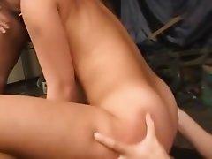 fuck my tight mongolian anal