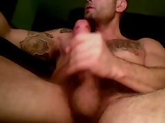 BIG HAIRY DICK BIG CUMSHOT