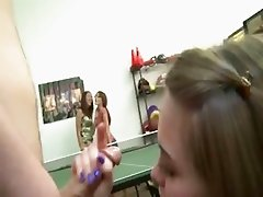 amazing girls fucking everywhere in room