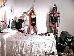Hot sexy busty nasty babes having fun part3