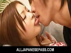 Suzuka Ishikawa Asian teen likes a rear fucking