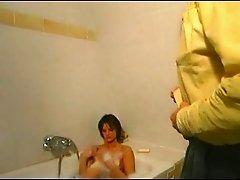 Sodomie dans la baignoire