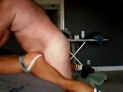 Submissive Jock with Bear