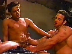 Spike jerked-BIG Cum
