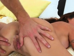 Busty MILF Loves They Way She Fucked By Her Suitor