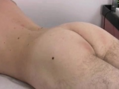 Young medical gay sex and erotic male physicals I then check