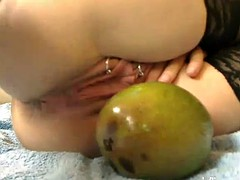 Extreme amateur porn huge vegetables