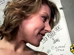 Velicity Von fucks a glory hole hard.