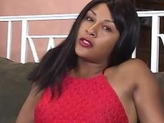 Ebony Girl Fucked Hard and Deep!