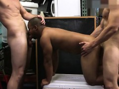 A sweet black ass ready to be fucked