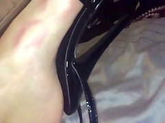 Wife shoe play