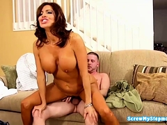 Banging a Hot Stepmom Tara Holiday