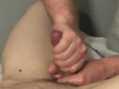 Guys rubbing their cocks against each other gay porno xxx A