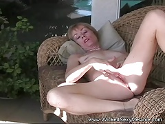 MILF Moans From Great Sex