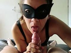 Babe in pov deepthroat