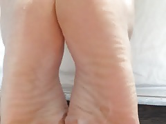 Cum on wife soles