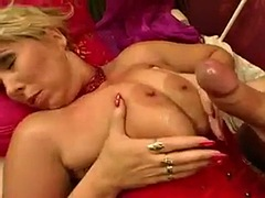 ajx mom in corset and son 45