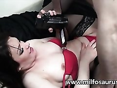 Mofo picks up a milf whore and fucks her