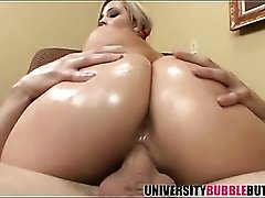 Jiggling booty babe Alexis Texas fucked by a hard dick