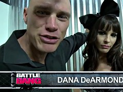 dana dearmond offers anal sex to an mma fighter