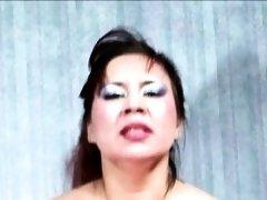 Granny leading anal fuck