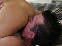 Blonde MILF Devon Gets Fucked Hard