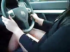 Roxy 5 - Sucking His Spunk Out In The Car