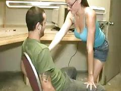 Couple Finds Pleasure Cutting Classes