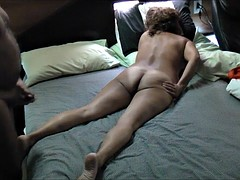 Amateur mature wang na to fuck in doggy style