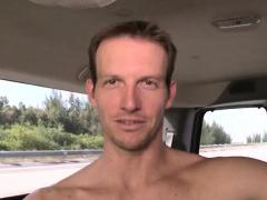 Gaybait amateur cumming over studs balls