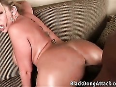 Curvy Sara Jay makes black cock feel so good