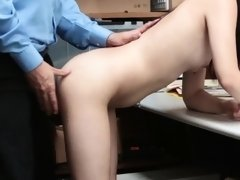 Bobbi Dylans shoplifters pussy fucked doggystyle