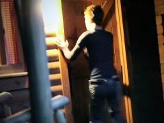 Vamps twinks Jayden Ellis and sexy Kain Lanning railing