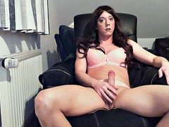 amateur transvestite pink ass and cumshot