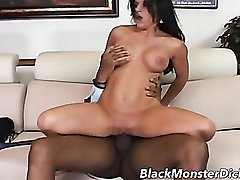 Mommy Kendra Secrets fucks a fat black dick