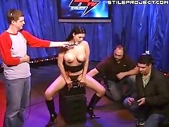 Tera Patrick On Sybian On Howard Stern
