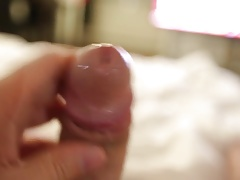 LONG PLAY WITH COCK AND CUM