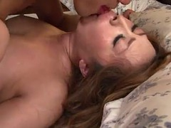 immaculate asian pornstar with a medium ass gets her pussy fingered then drilled hardcore