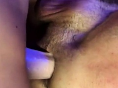 Femdom facesitting and rimjob