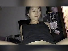 chinese  babe sweet blow finger fuck