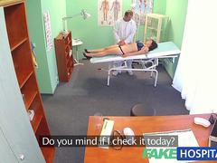 FakeHospital Beautiful vietnamese patient gives doctor a sexual reward for his services