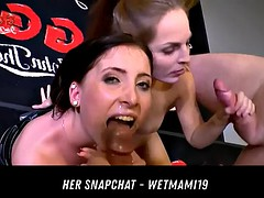 facial cumshot compilation her snapchat - wetmami19 add