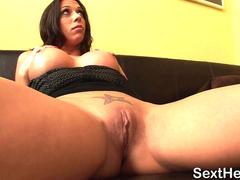 Huge Boobs Rachel Starr Sucking Cock