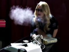 Spanking sj applegate smoking hot