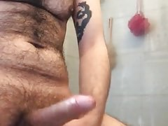 A good load before the shower