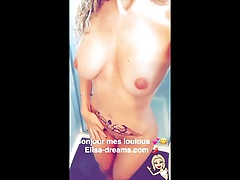 Flashing and Dirty Snaps